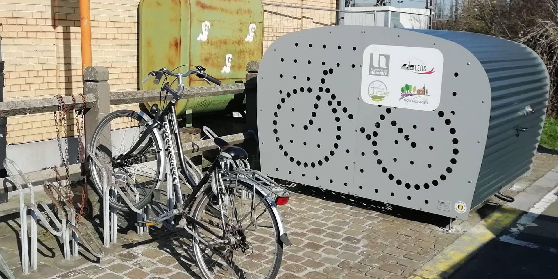 Jurbise et Lens s'engagent en faveur de la mobilité douce