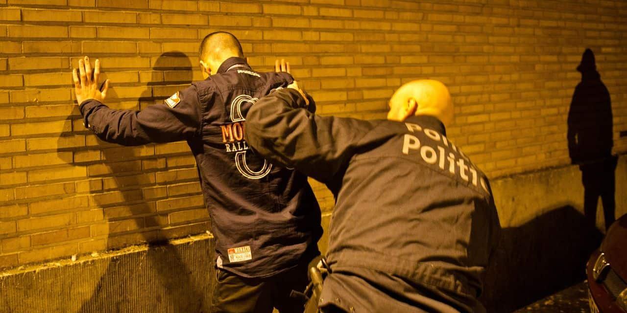 Liege - stupéfiants : pris en flagrant délit !