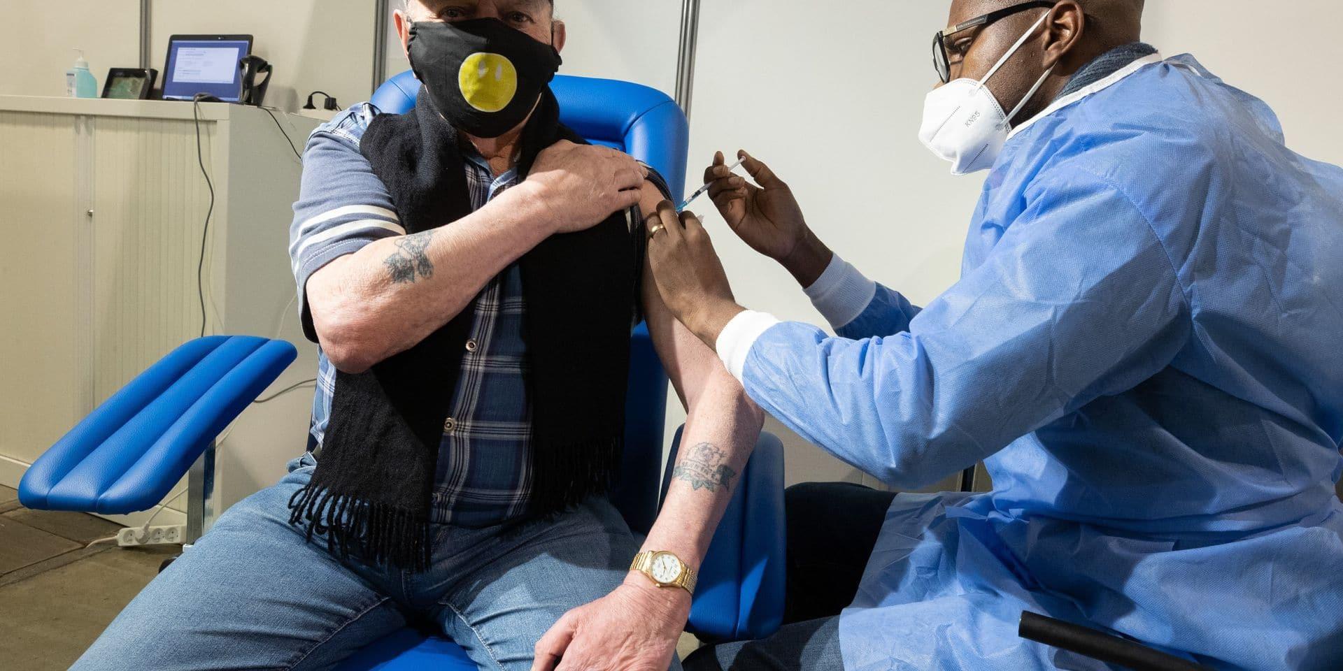 Les pertes de vaccin sont très limitées jusqu'à présent, selon la taskforce vaccination
