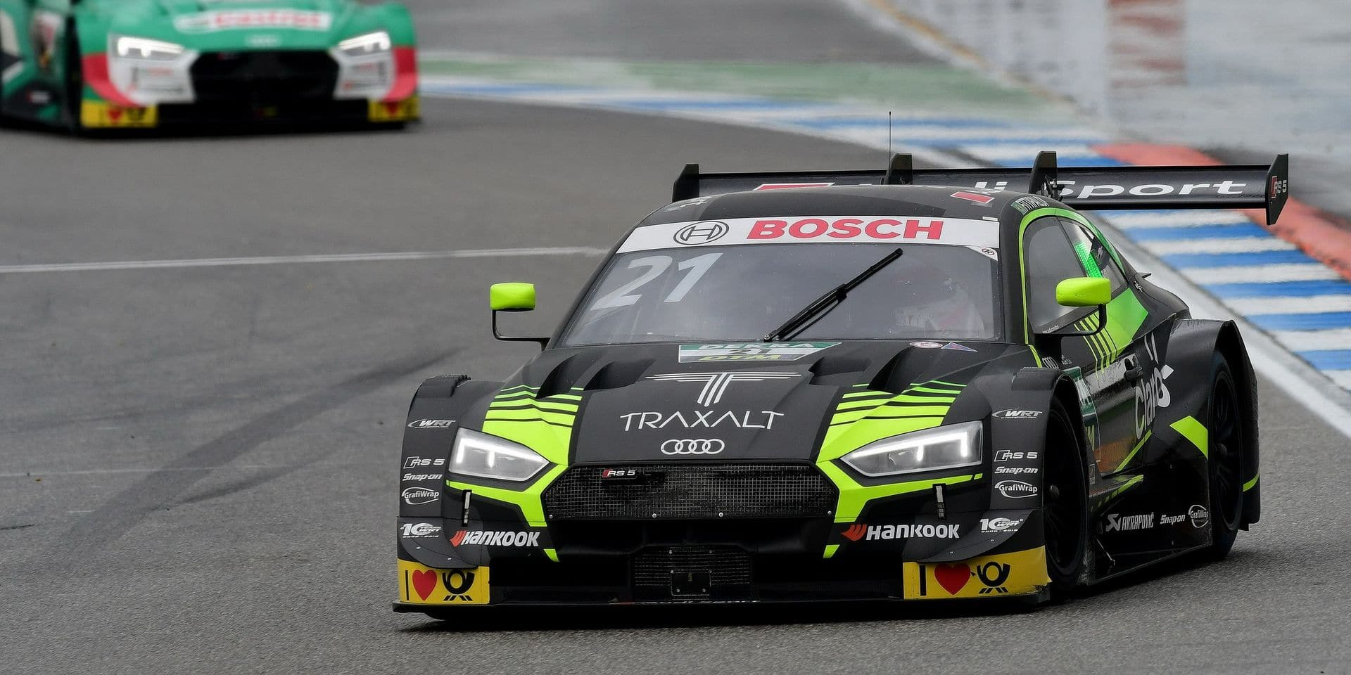 Pietro Fittipaldi (USA) (WRT Team Audi Sport - Audi RS5 DTM) 04.05.2019
