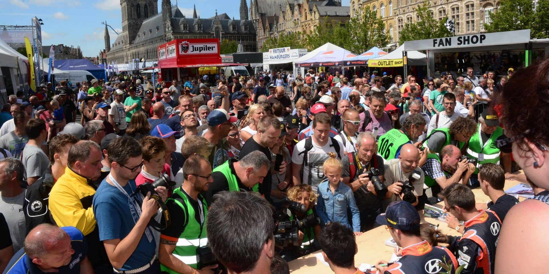 WRC: Ypres espère reprendre la place du Kenya en 2021