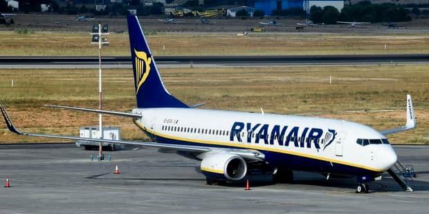 Ryanair: la concertation au point mort, la grève de vendredi maintenue - La DH