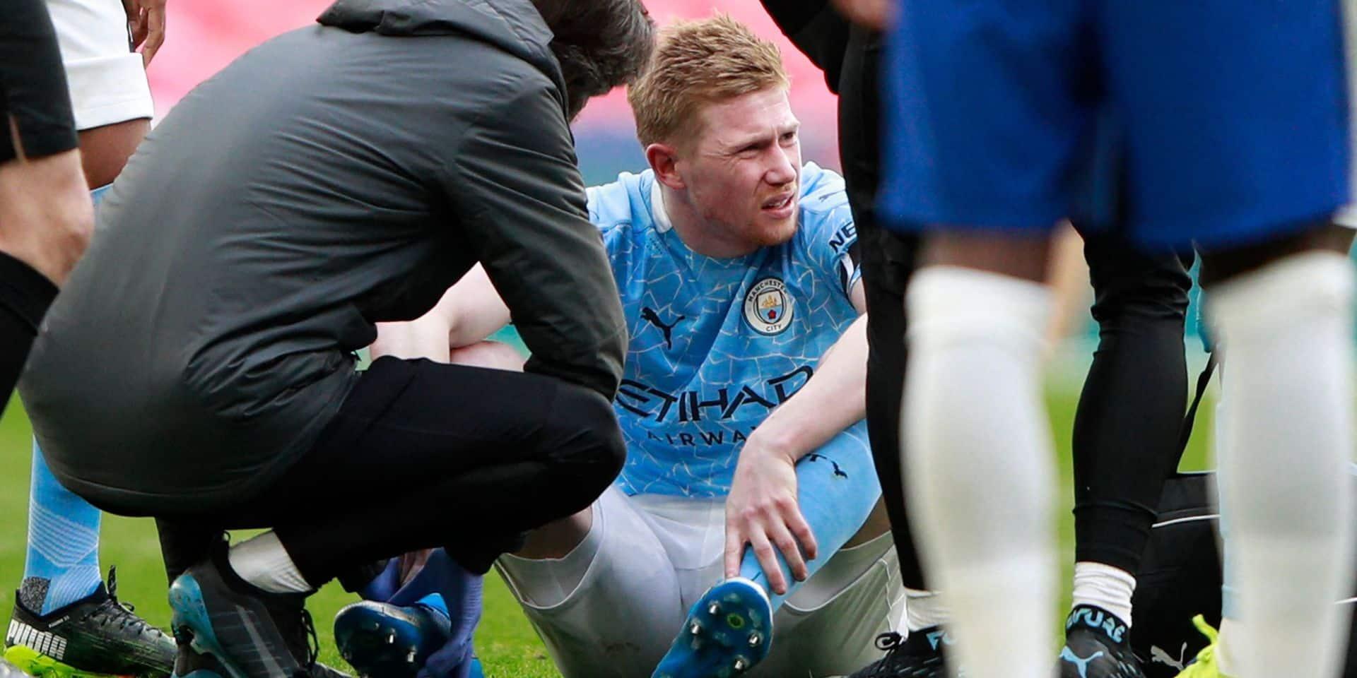 Belges à l'étranger: Doku buteur, petite inquiétude pour Kevin De Bruyne qui sort blessé contre Chelsea! (VIDEOS)