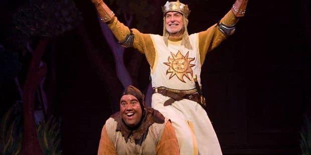 Le (faux) retour des Monty Python - La DH