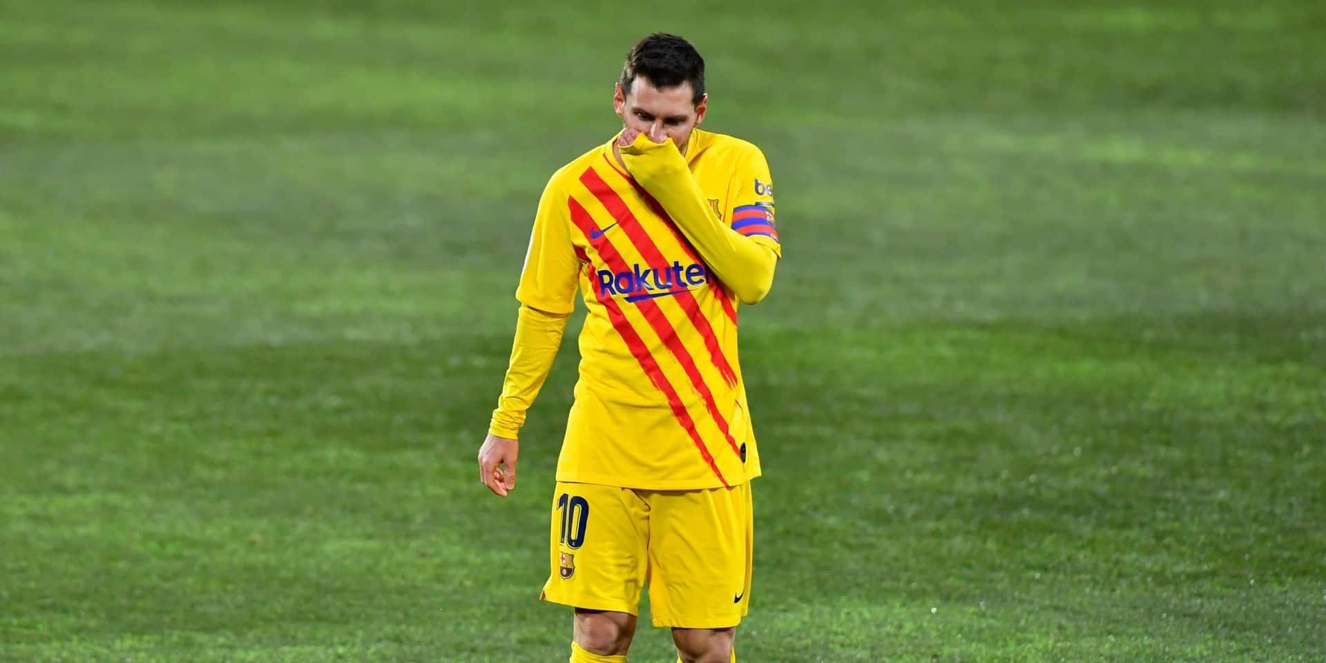Le Barça complètement dans le rouge: le club a un déficit proche du milliard d'euros !