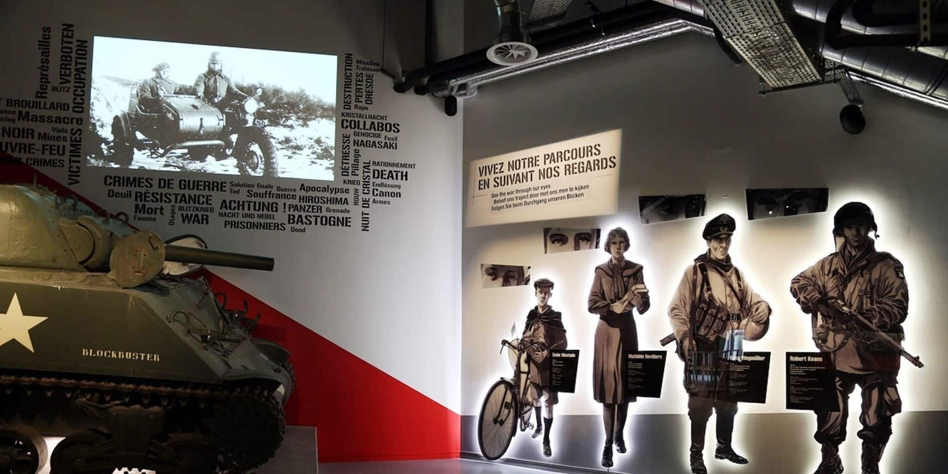 Covid-19 à Bastogne : fermeture des musées, du cinéma, du centre sportif...