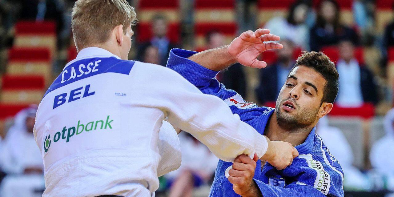 Le samedi de fou vécu par notre judoka Matthias Casse