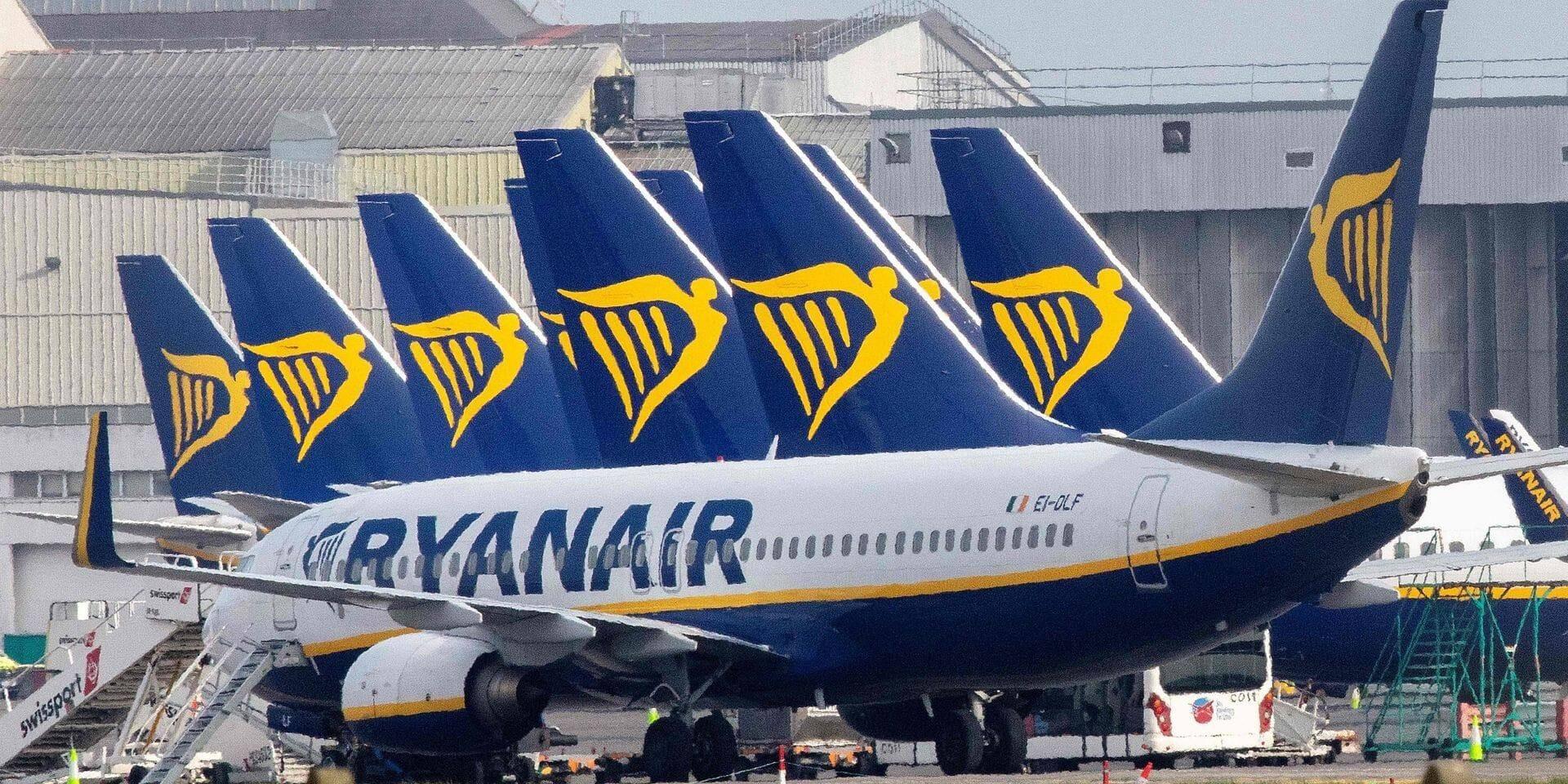 La compagnie Ryanair lance une nouvelle vague de licenciements