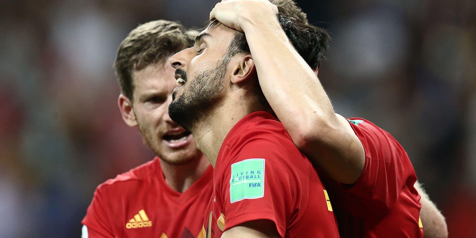 Le plus beau but du Mondial sera-t-il belge ? Votez sur le site de la FIFA !