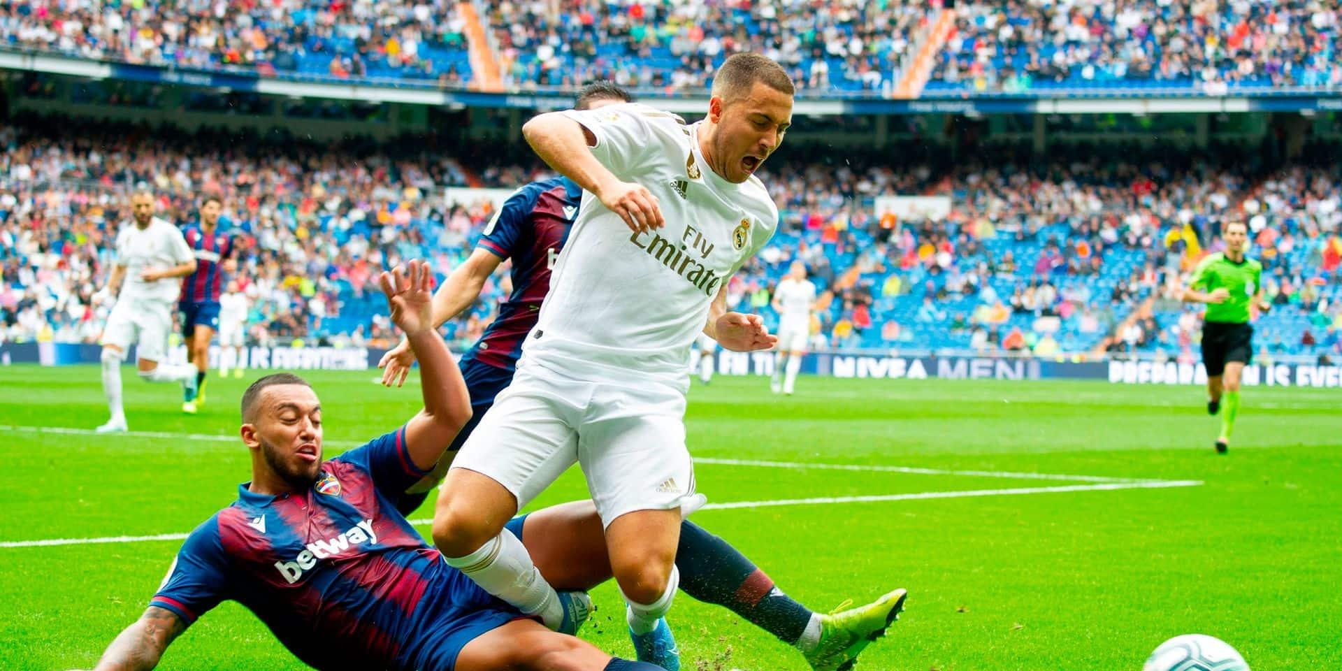 Comment la frénésie Hazard s'est déjà emparée de Madrid
