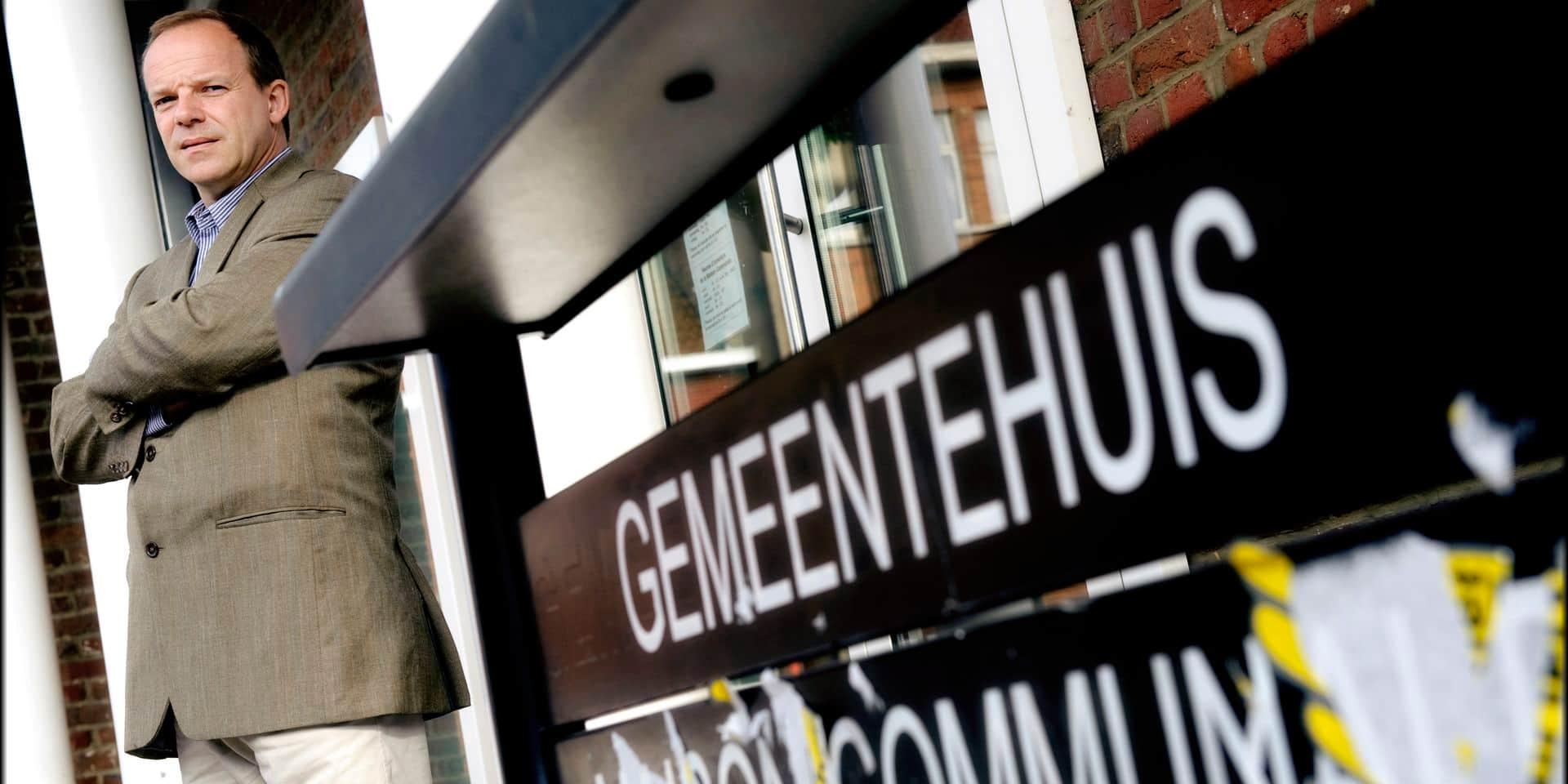 Damien Thiéry contre-attaque: Ensemble Linkebeek Samen veut continuer à piloter Linkebeek
