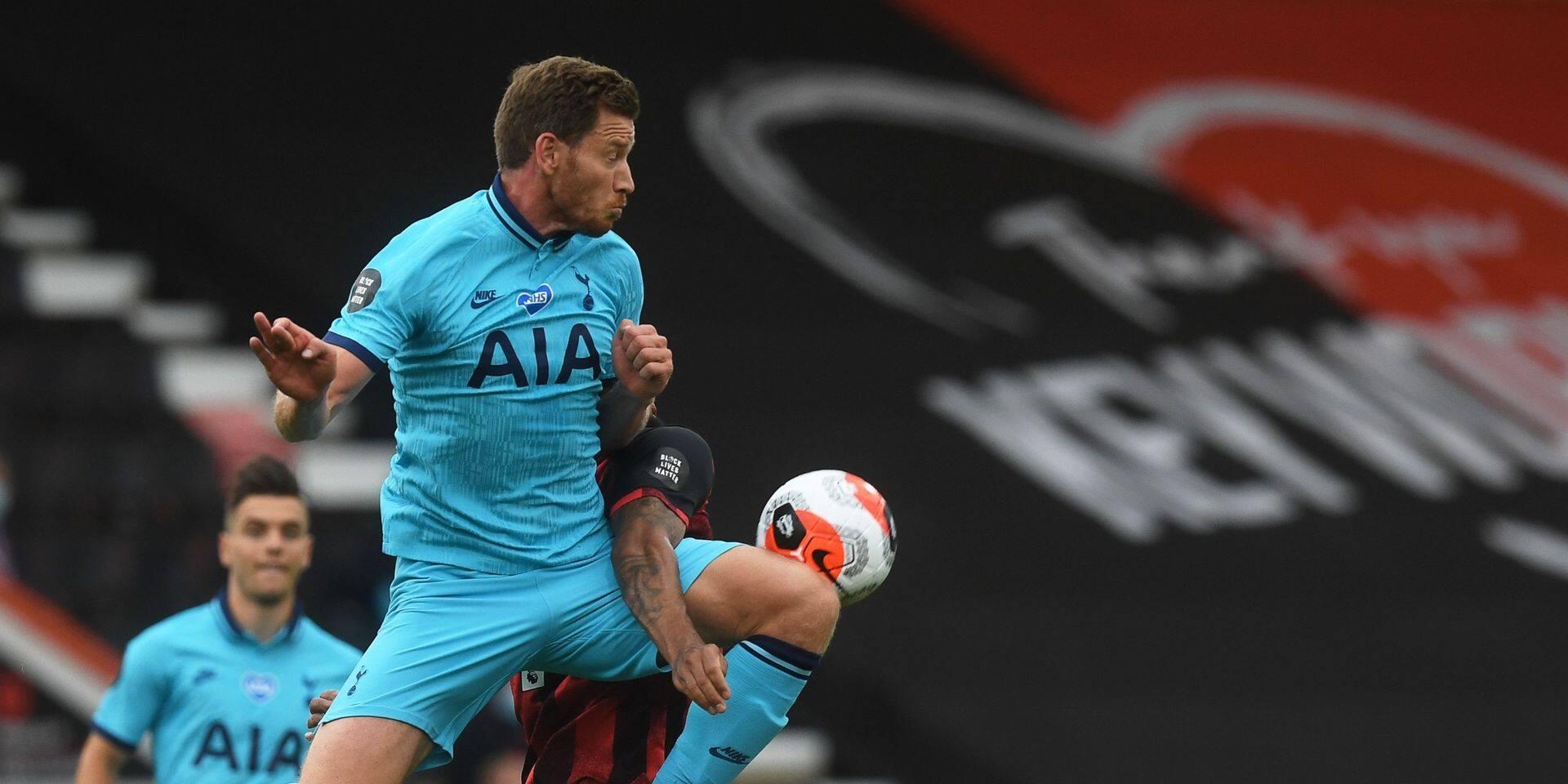 Les Belges à l'étranger: Tottenham accroché à Bournemouth, Dion Cools champion du Danemark avec le FC Midtjylland