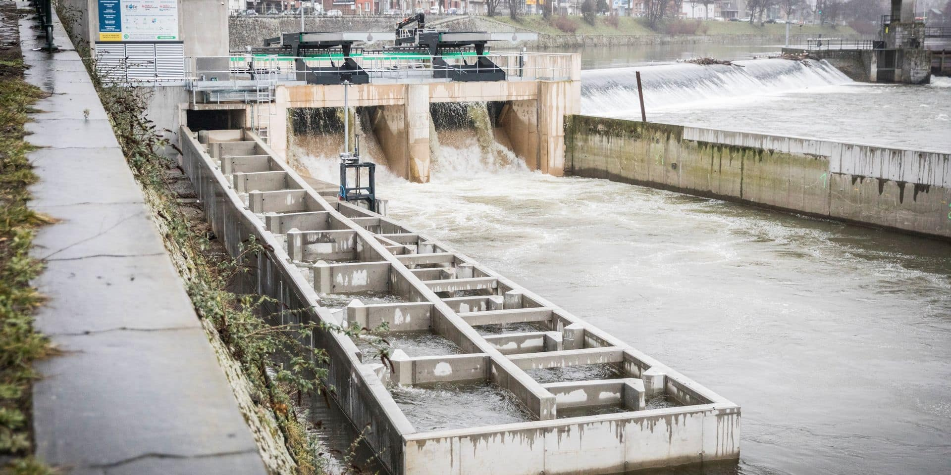 Une centrale hydroélectrique verte et coopérative sur l'Ourthe !