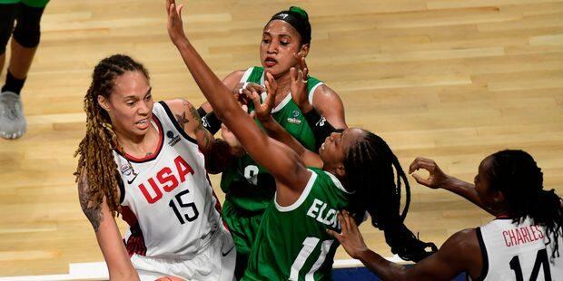 Coupe du mondede basket féminin: En cas de victoire contre la France, les Cats affronteront les Etats-Unis en demies - L...