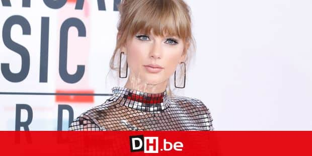 Taylor Swift attends the 2018 American Music Awards at Microsoft Theatre in Los Angeles, USA, on 09 October 2018. | usage worldwide Reporters / DPA