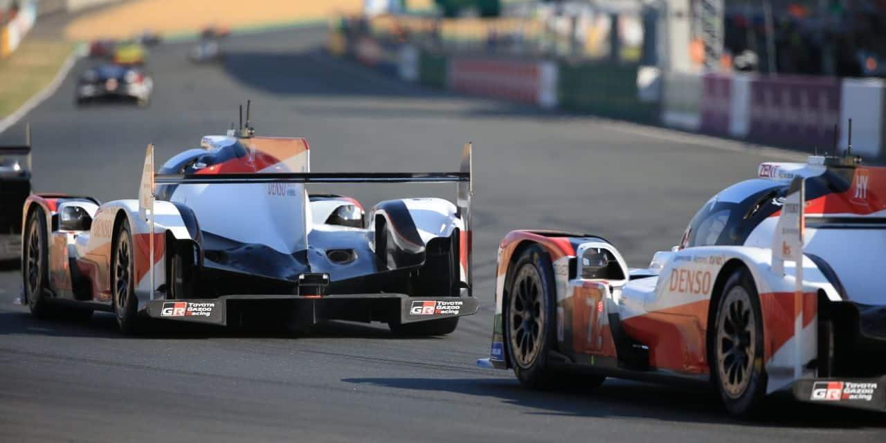 EL1 24H du Mans: Les Toyota devant bien sûr, Martin le plus rapide en GT
