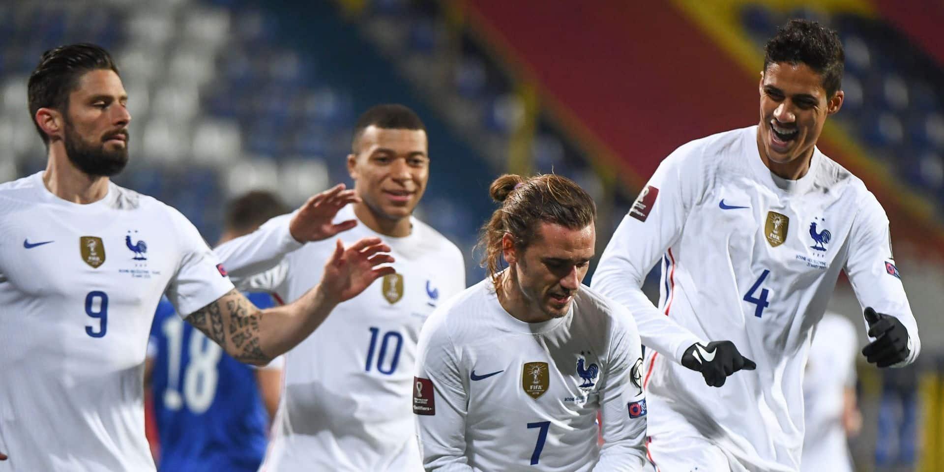 Les Bleus ont la bougeotte : près de 50% de l'équipe de l'Euro pourrait changer de club