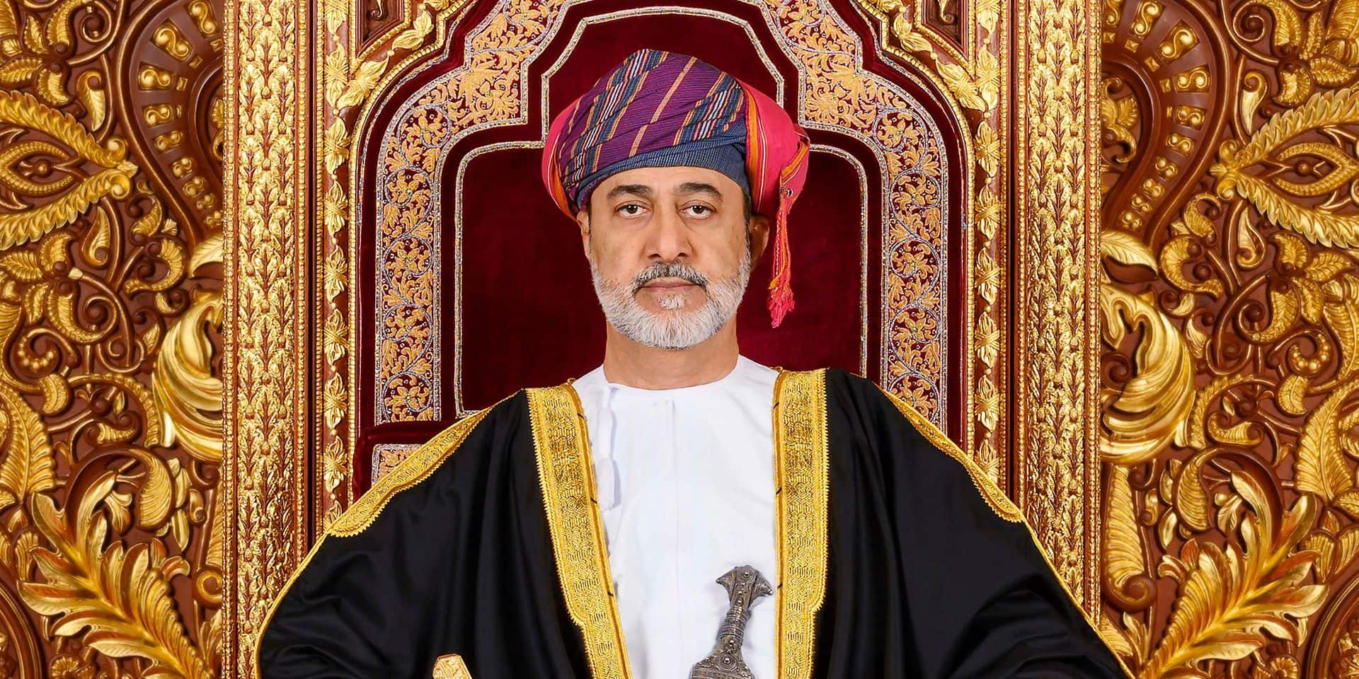 Prince Theyazin The Oman's first Crown Prince - Muscat