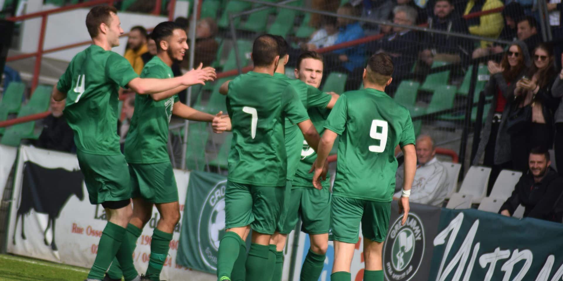 Coupe de Brabant: les 1/8e de finale connus