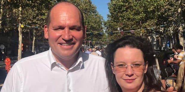 Bruxelles-Ville : Myra Thielemans, fille de Freddy, rejoint le PS - La DH