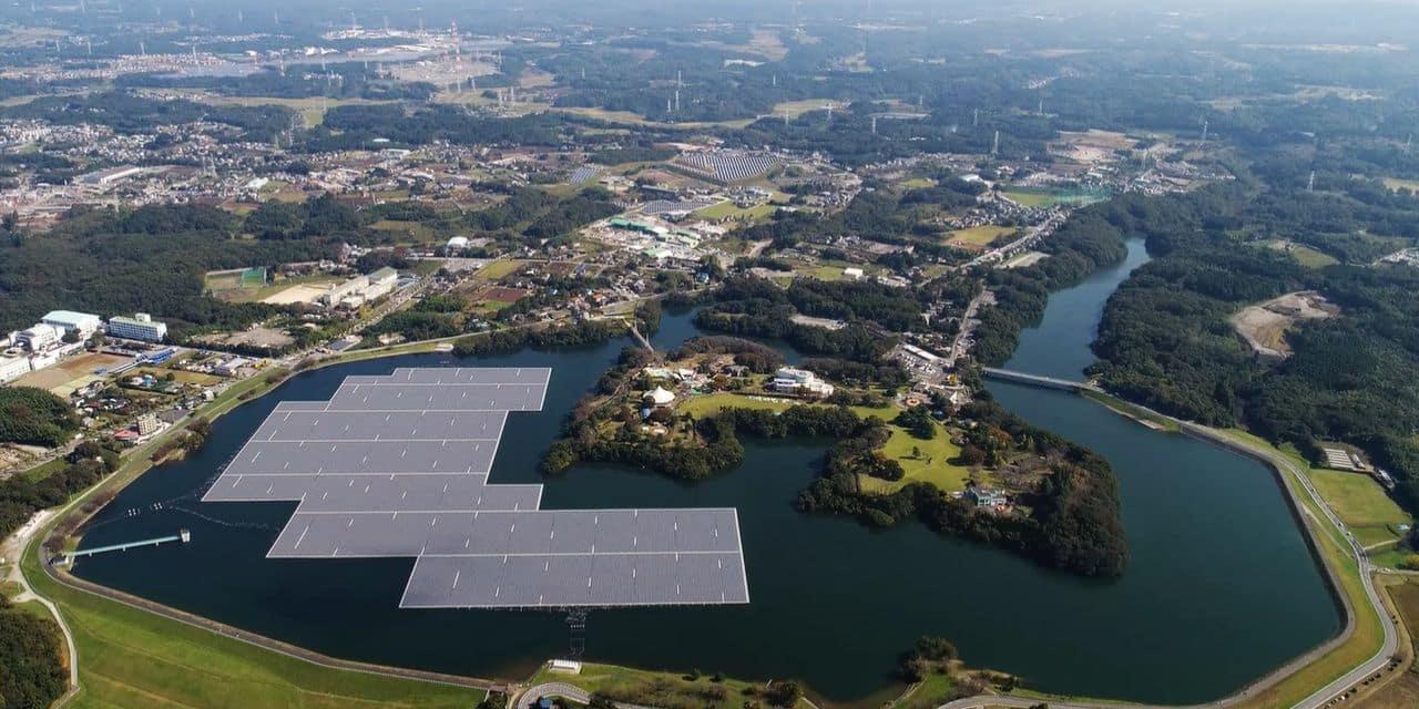 Parc photovoltaïque flottant à Tertre: un groupe de travail mis en place au sein de l'administration wallonne