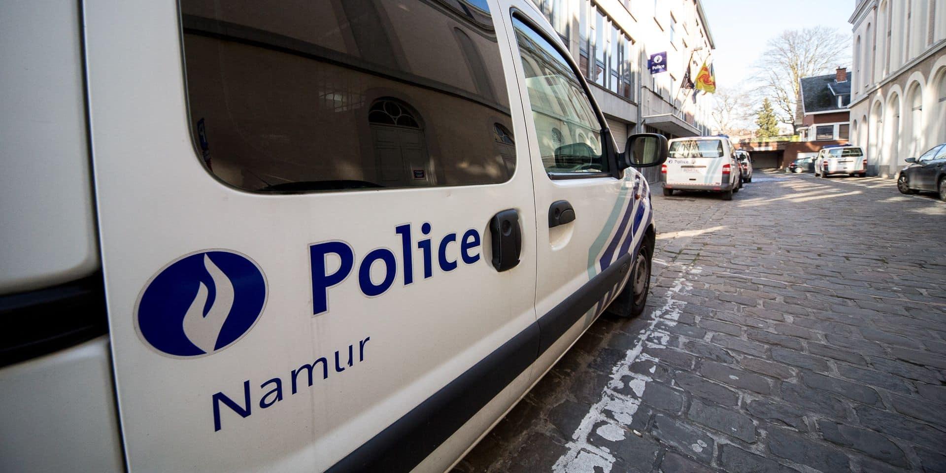 Agression au hachoir au parc Louise-Marie à Namur