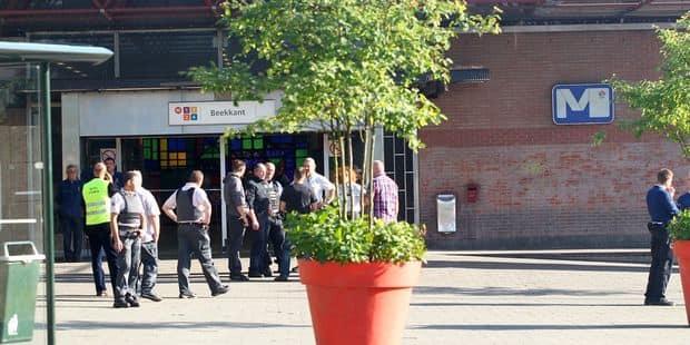 Agression de contrôleurs à Molenbeek : Les agents ont repris le travail vers 13h - La DH