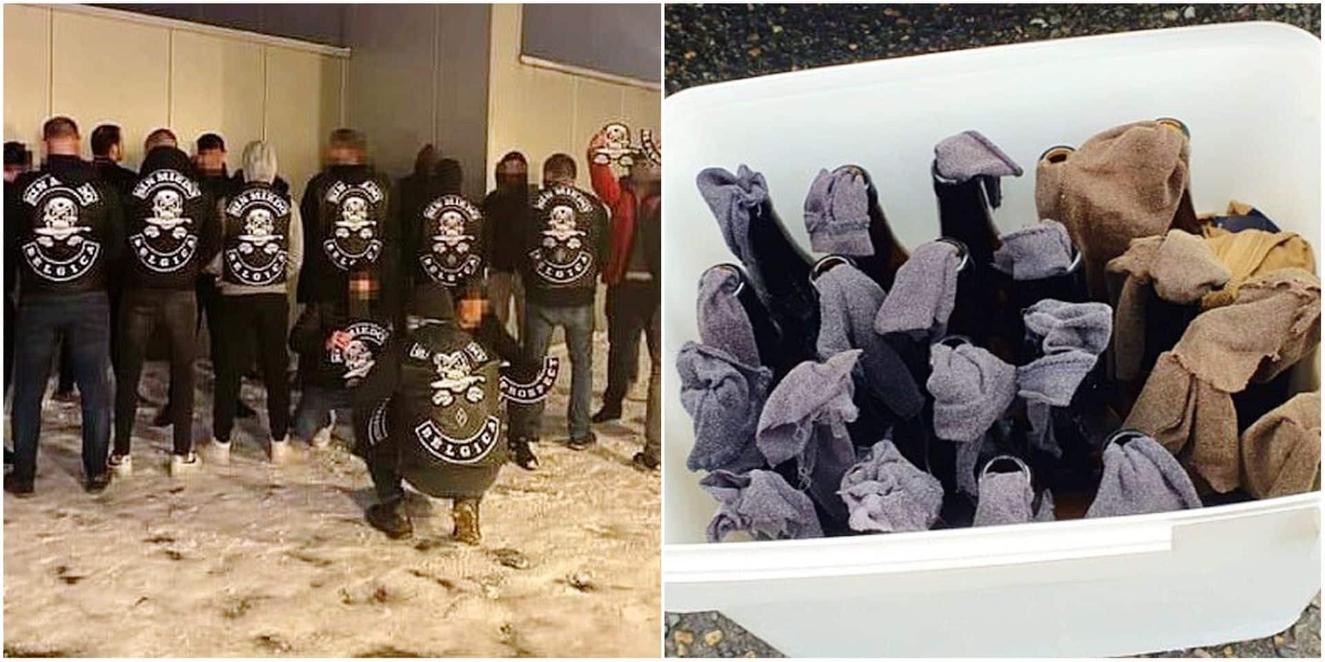 """Le gang, armé de bombes, """"craignait"""" les Bandidos"""