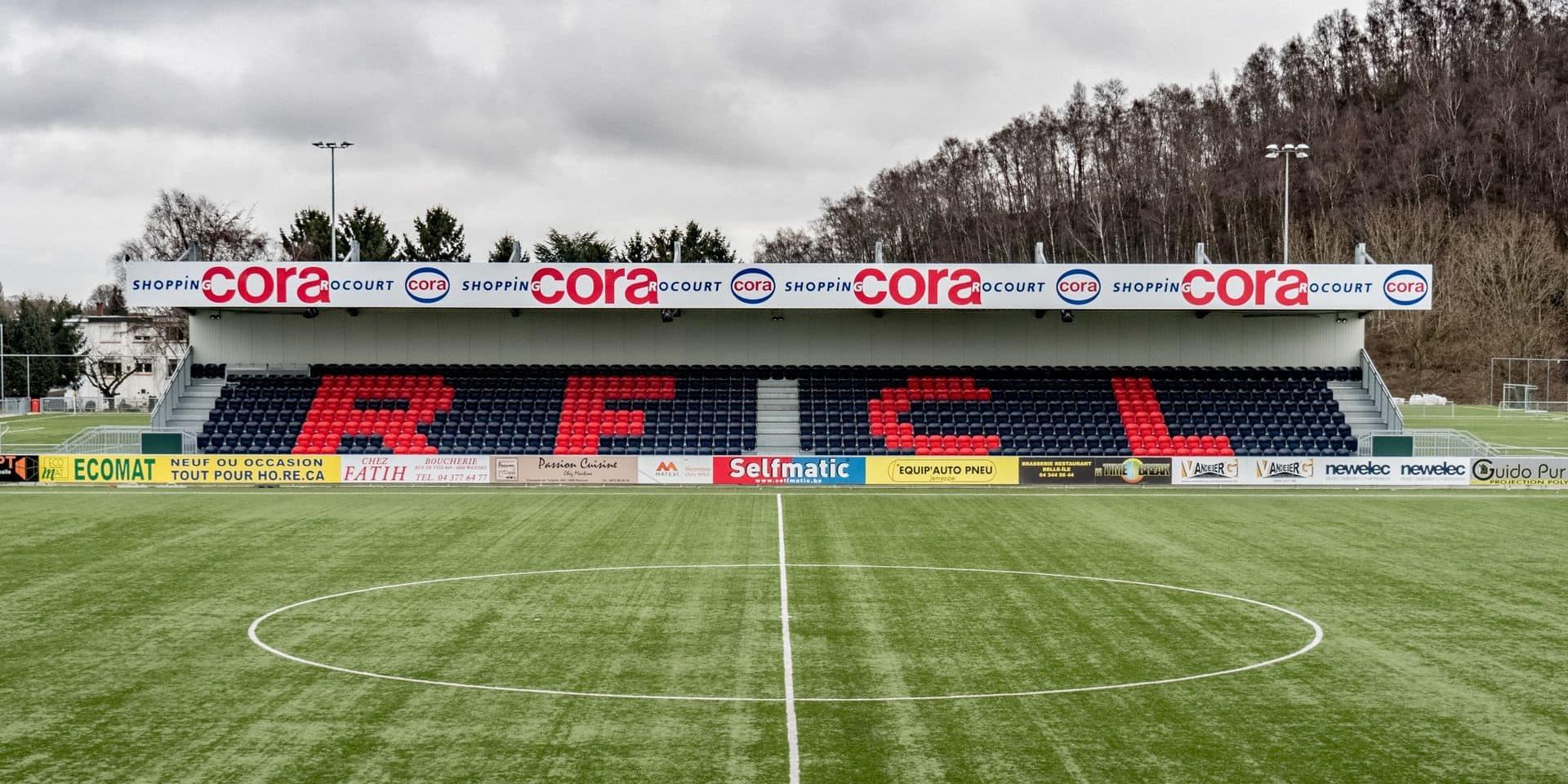 Le stade du RFC Liège va être agrandi dès cette semaine !