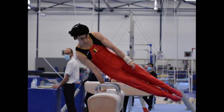 Takumi Onoshima prépare déjà les Jeux olympiques de Paris