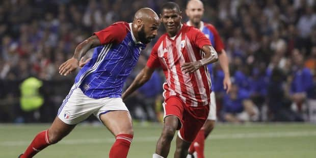 """Thierry Henry: """"Mon avenir ? Coupe du Monde"""" - La DH"""