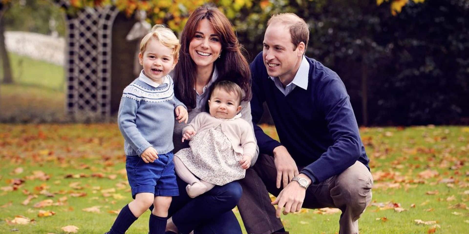 Des camarades de classe des enfants de Kate et William mis ... en quarantaine