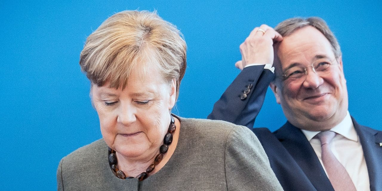 CDU executive committee meeting in Berlin