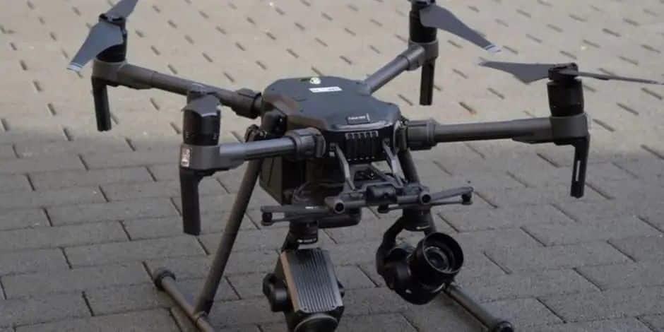 Temploux : Espace Drone, le seul centre agréé en Belgique