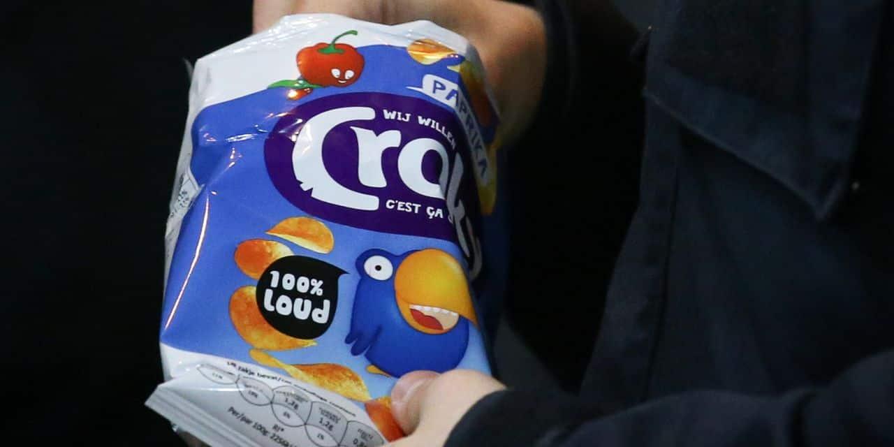 Ghlin: ils confectionnent des sacs de couchage avec... Des paquets de chips