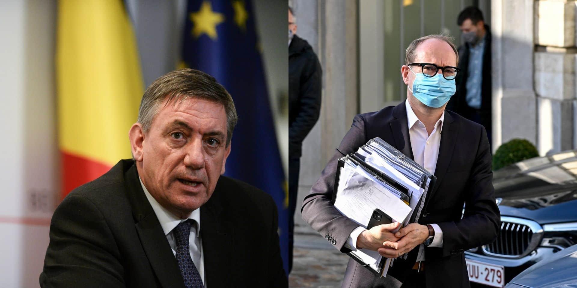 """Les ministres flamands ont bon espoir avant le Comité de concertation : """"Des assouplissements limités seront sur la table"""""""