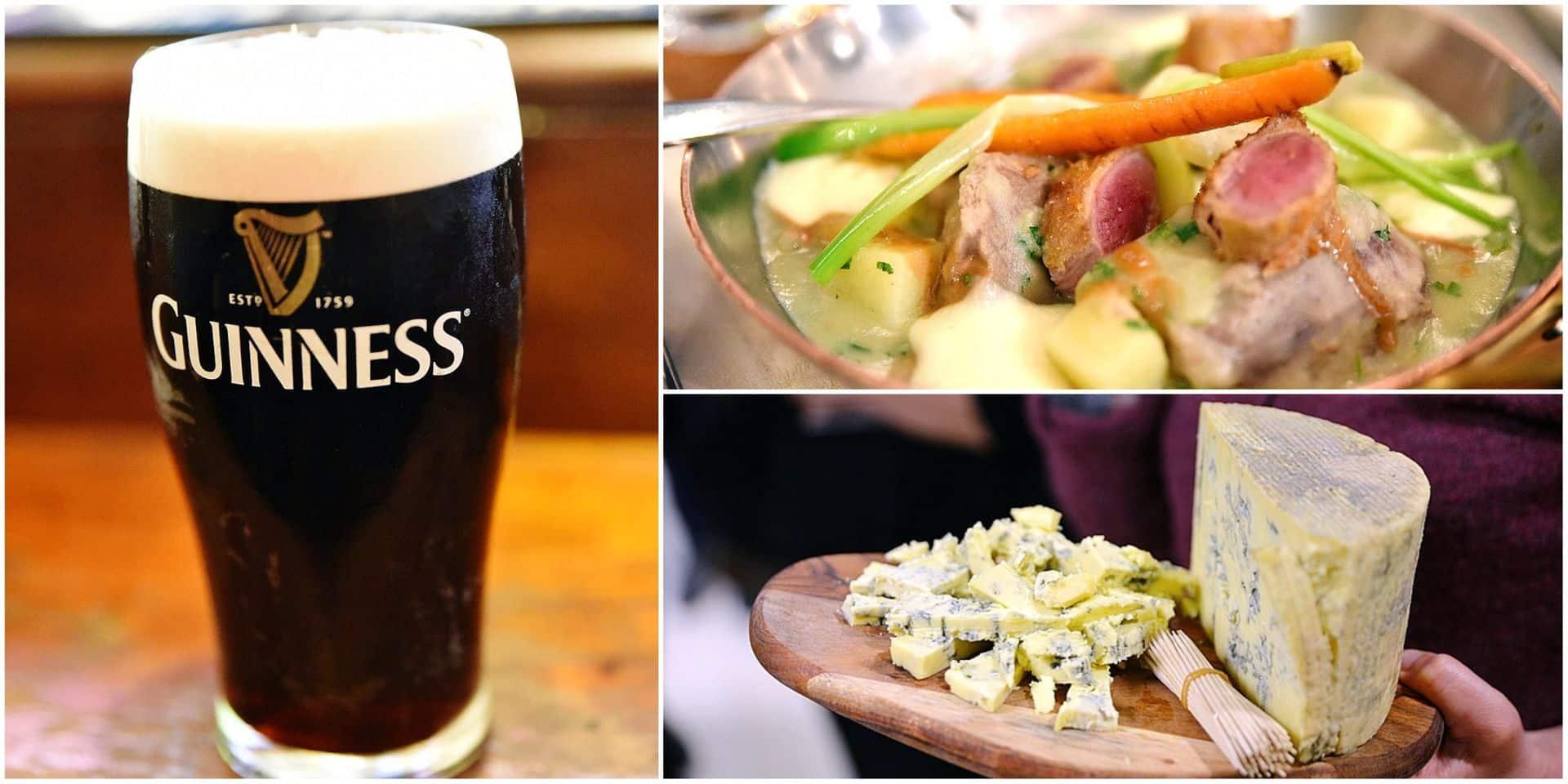Gastronomie: fêter la Saint-Patrick sans sortir de chez soi!