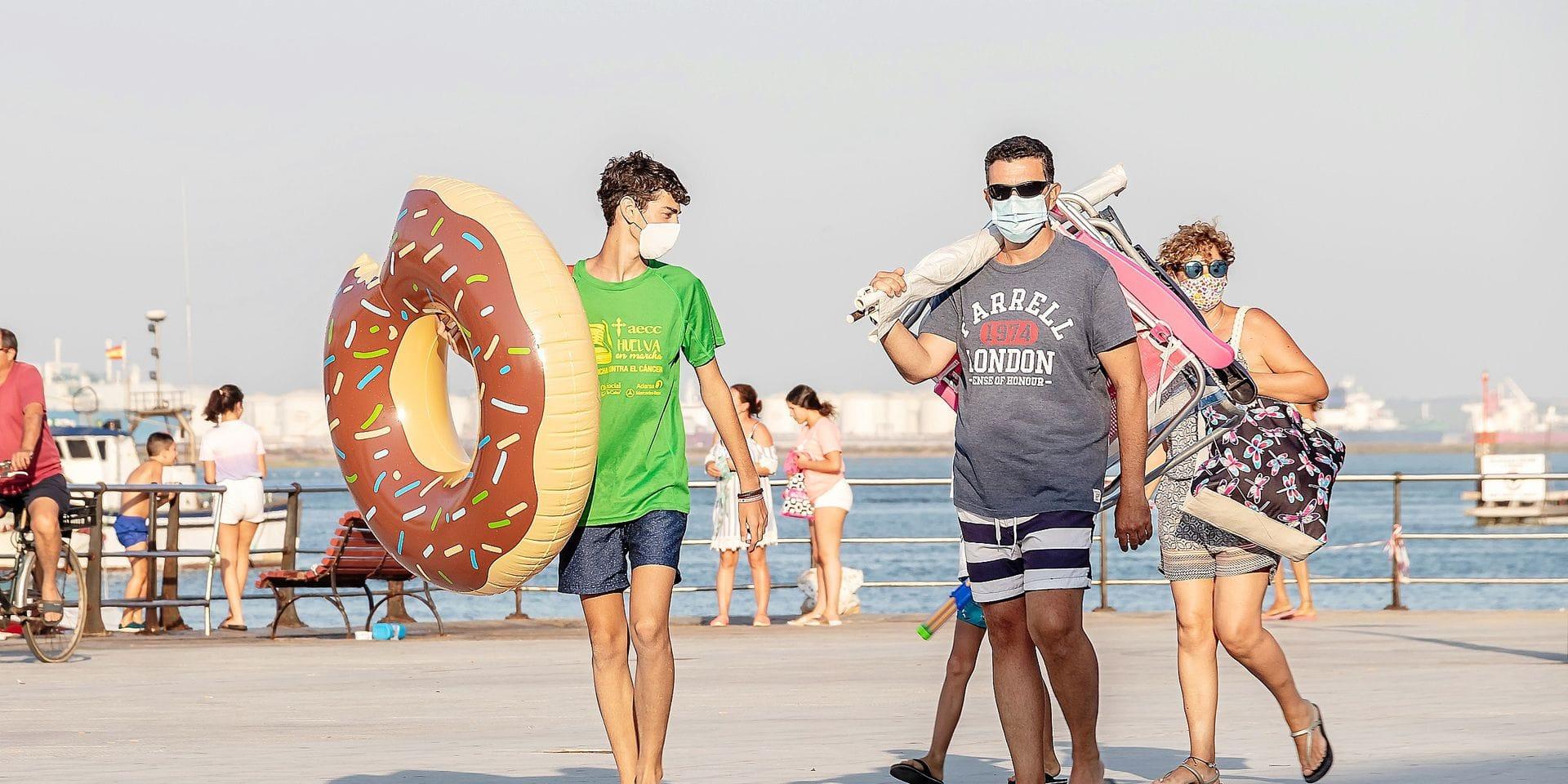 Réouverture des frontières: les Belges pensent déjà aux vacances mais ce n'est pas encore le grand rush