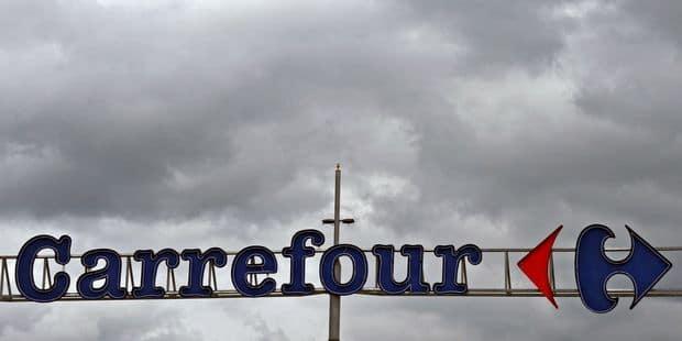 Carrefour: syndicats et direction adoptent un compromis, les travailleurs donneront leur avis - La DH