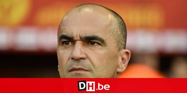 Belgium's head coach Roberto Martinez pictured at a friendly game between Belgium national team, The Red Devils and Egyptian national soccer team, Wednesday 06 June 2018, in Brussels. Both teams prepare the upcoming FIFA World Cup 2018 in Russia. BELGA PHOTO DIRK WAEM