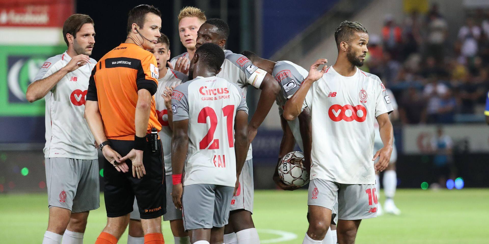 Pro League: brouillon, le Standard est accroché à Waasland-Beveren (0-0)