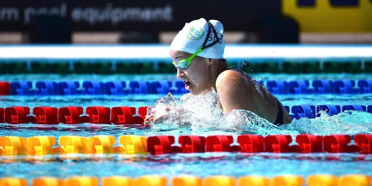 Razzia pour Lucie Hanquet aux championnats de Suède