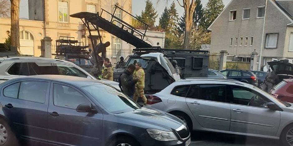 Gros déploiement policier à Soignies : un Fort Chabrol dans le quartier de la gare