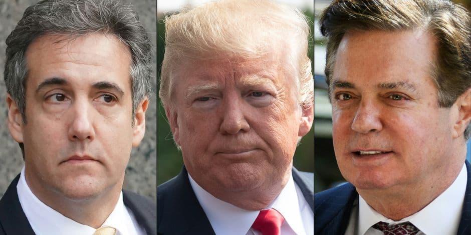 Etats-Unis : Trump dit que les marchés vont s'écrouler s'il est destitué