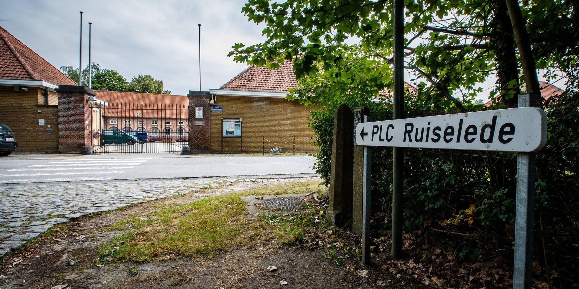 Un détenu de la prison de Ruiselede s'est échappé!