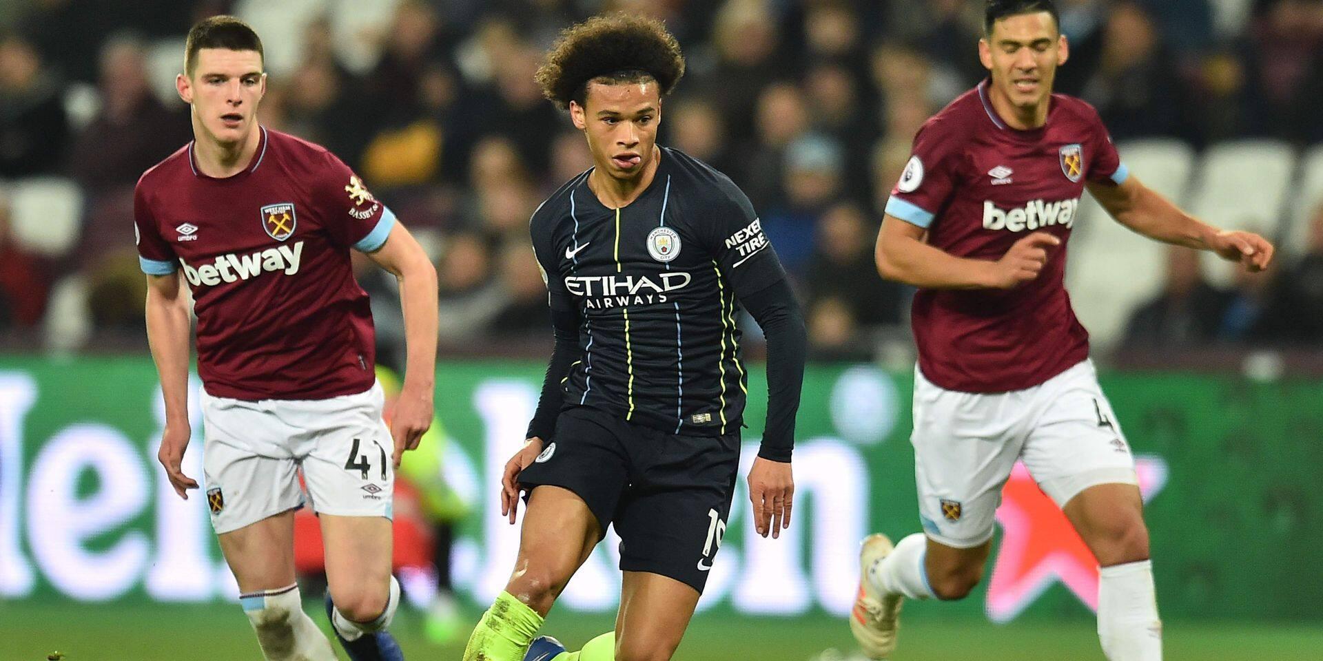 Premier League: City, Liverpool et Tottenham intraitables
