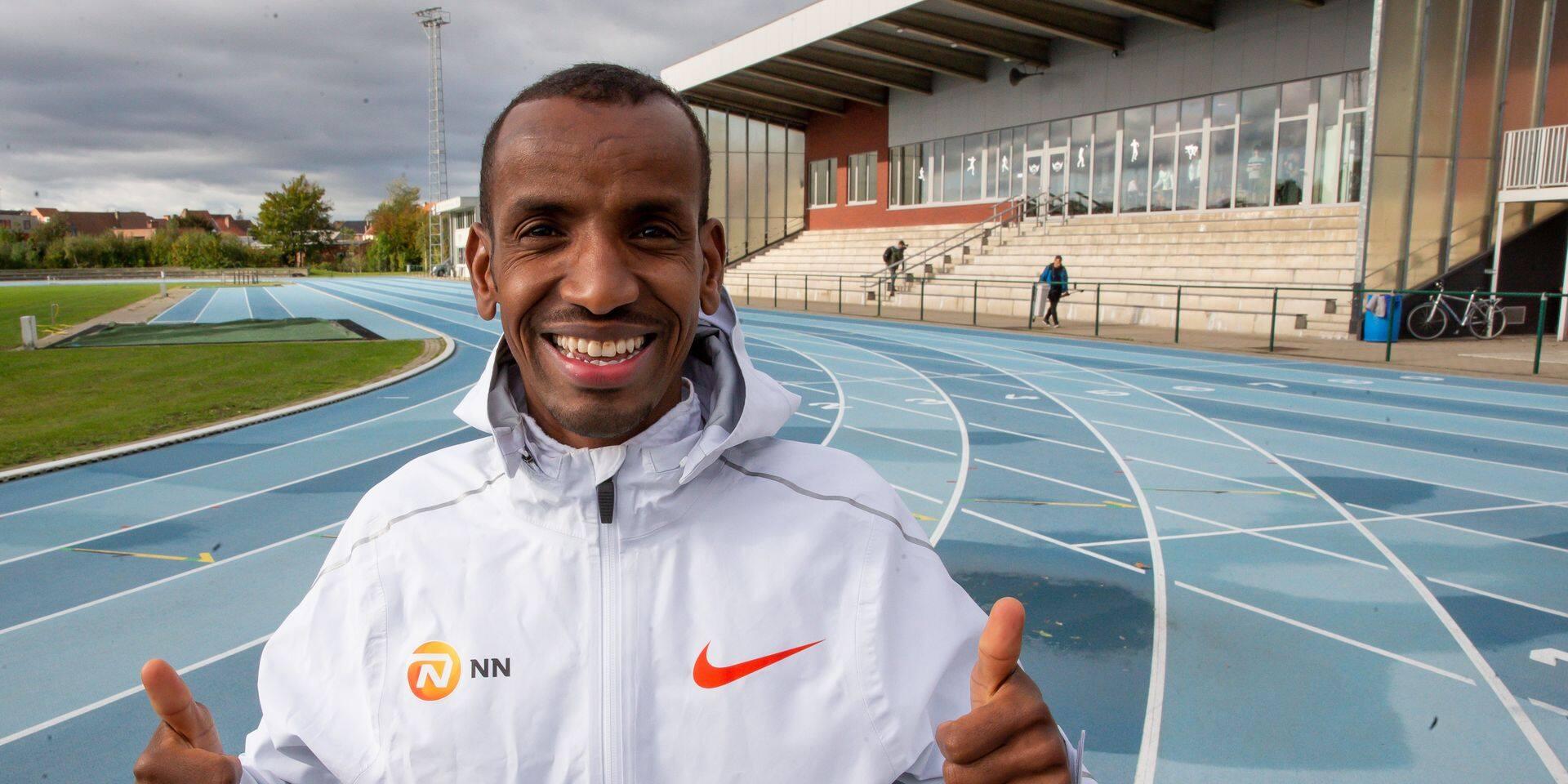 """Bashir Abdi peiné par les doutes sur sa performance à Tokyo: """"Plus il y a de contrôles antidopage, mieux c'est !"""""""