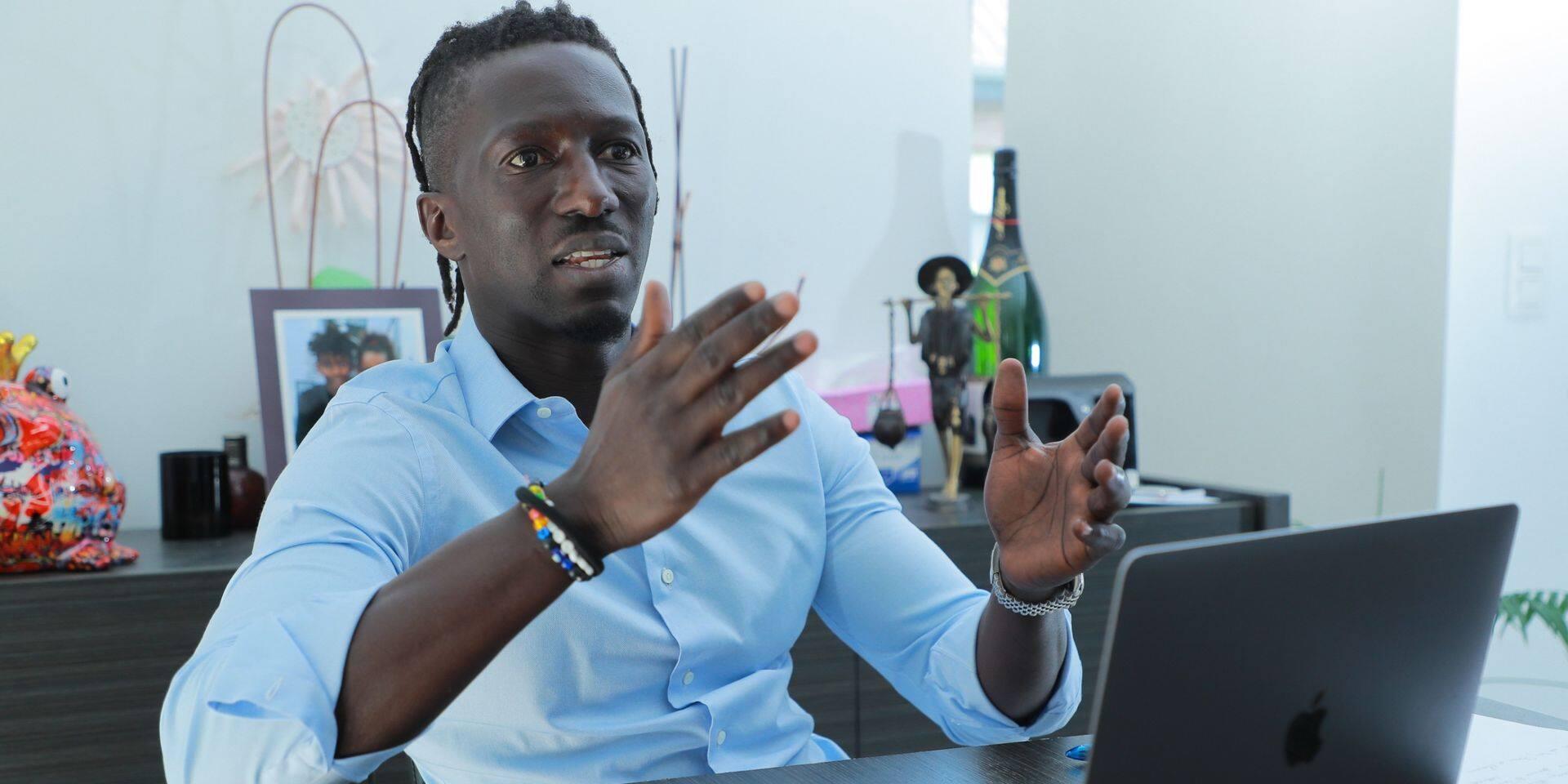 """Mbaye Leye : """"Ce que Charleroi fait en ce moment, Zulte Waregem l'a déjà fait"""""""