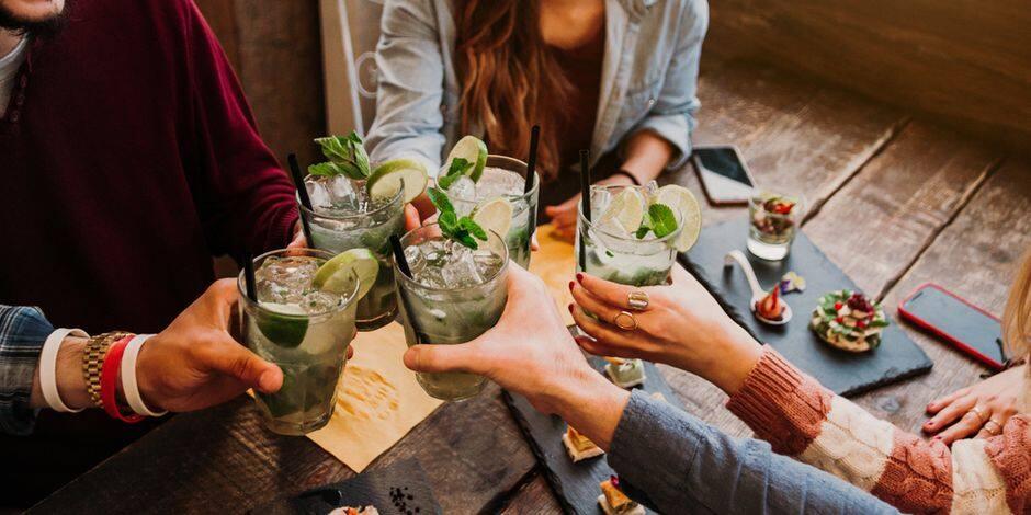 Zoom sur le « Mocktail » : Un plaisir sans alcool à portée de bouche !