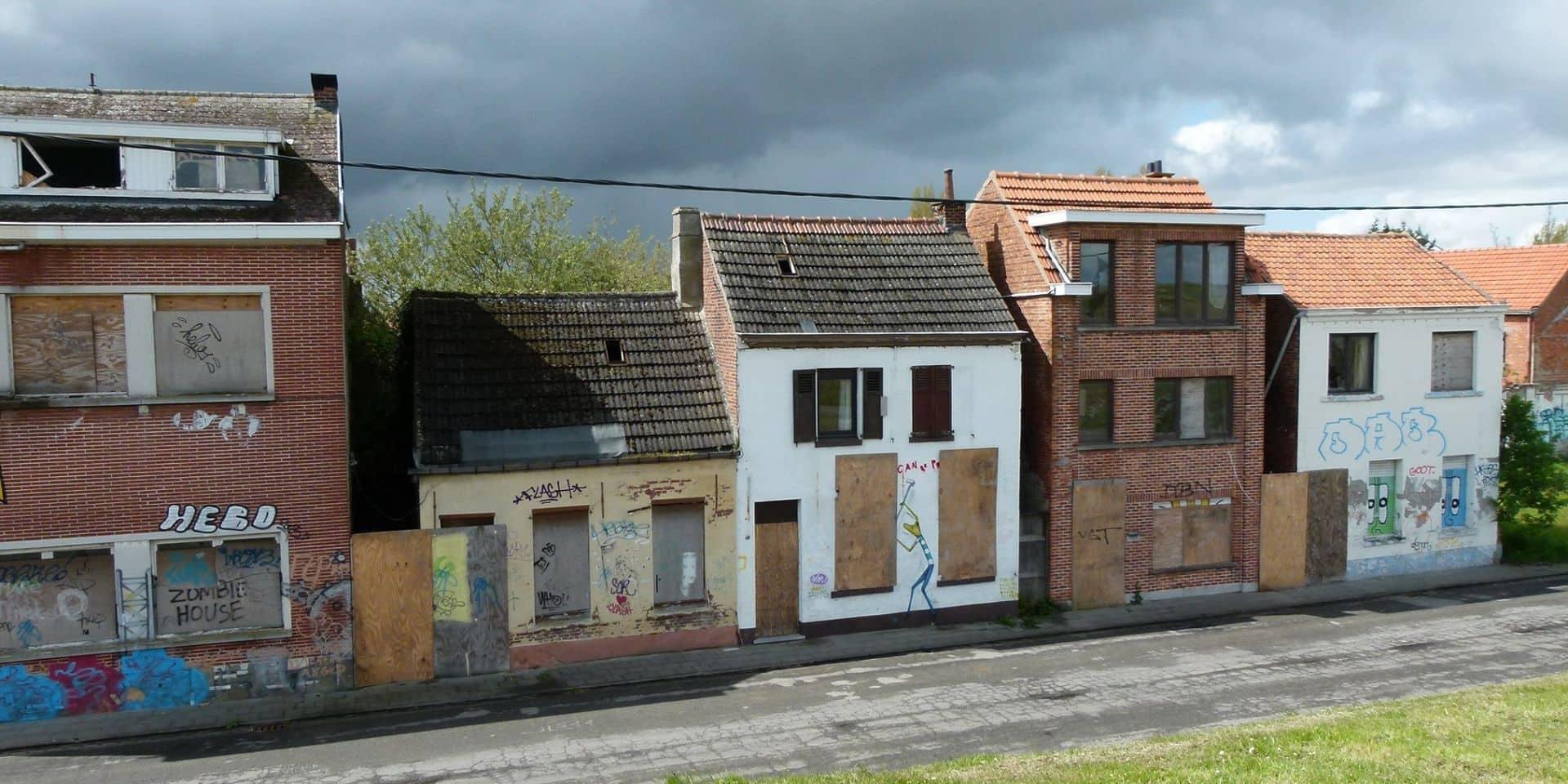 Doel et Bierset: ces villages fantômes belges abandonnés pour cause de travaux